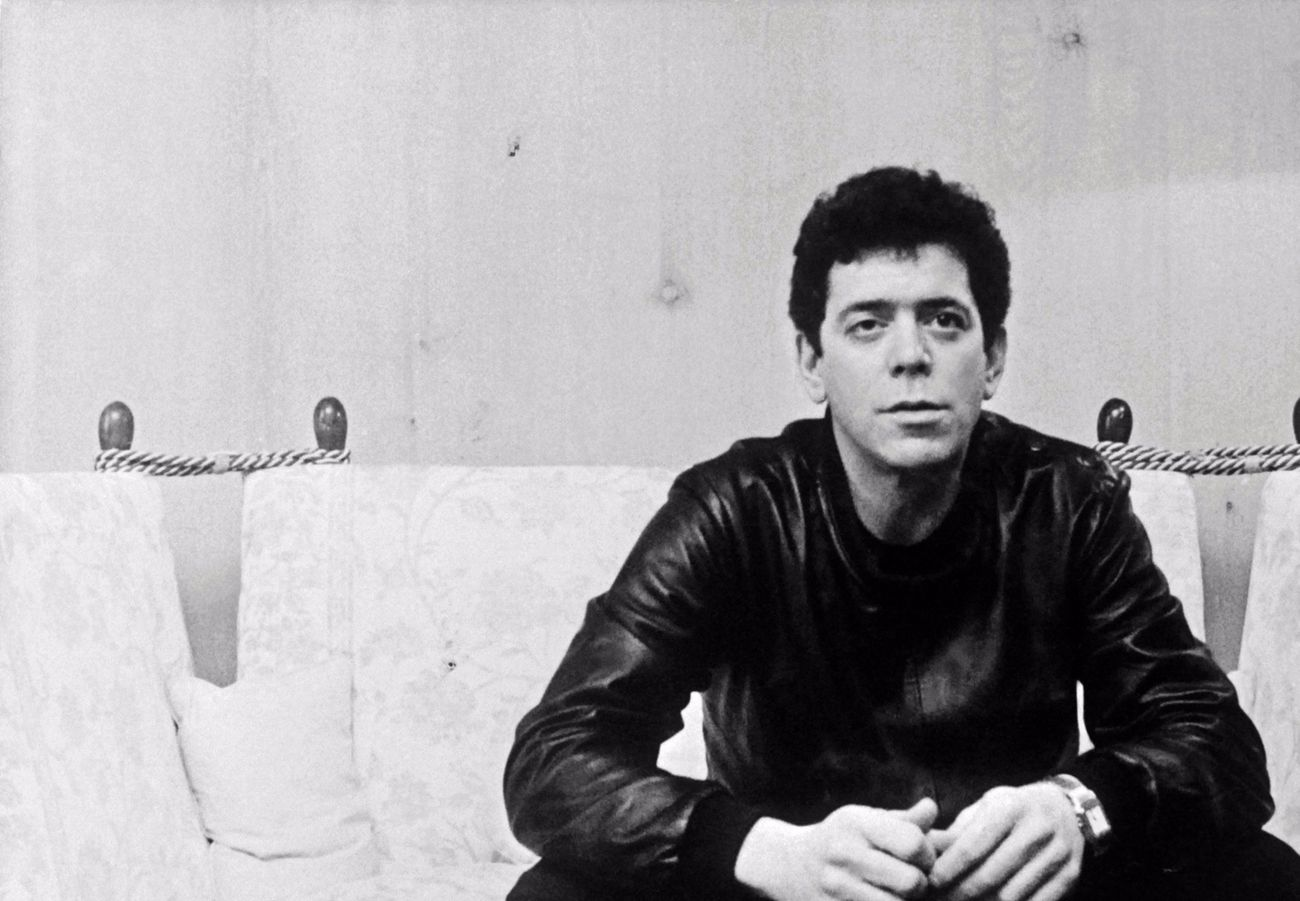 Lou Reed's Archive Arrives At The Library For The Performing Arts