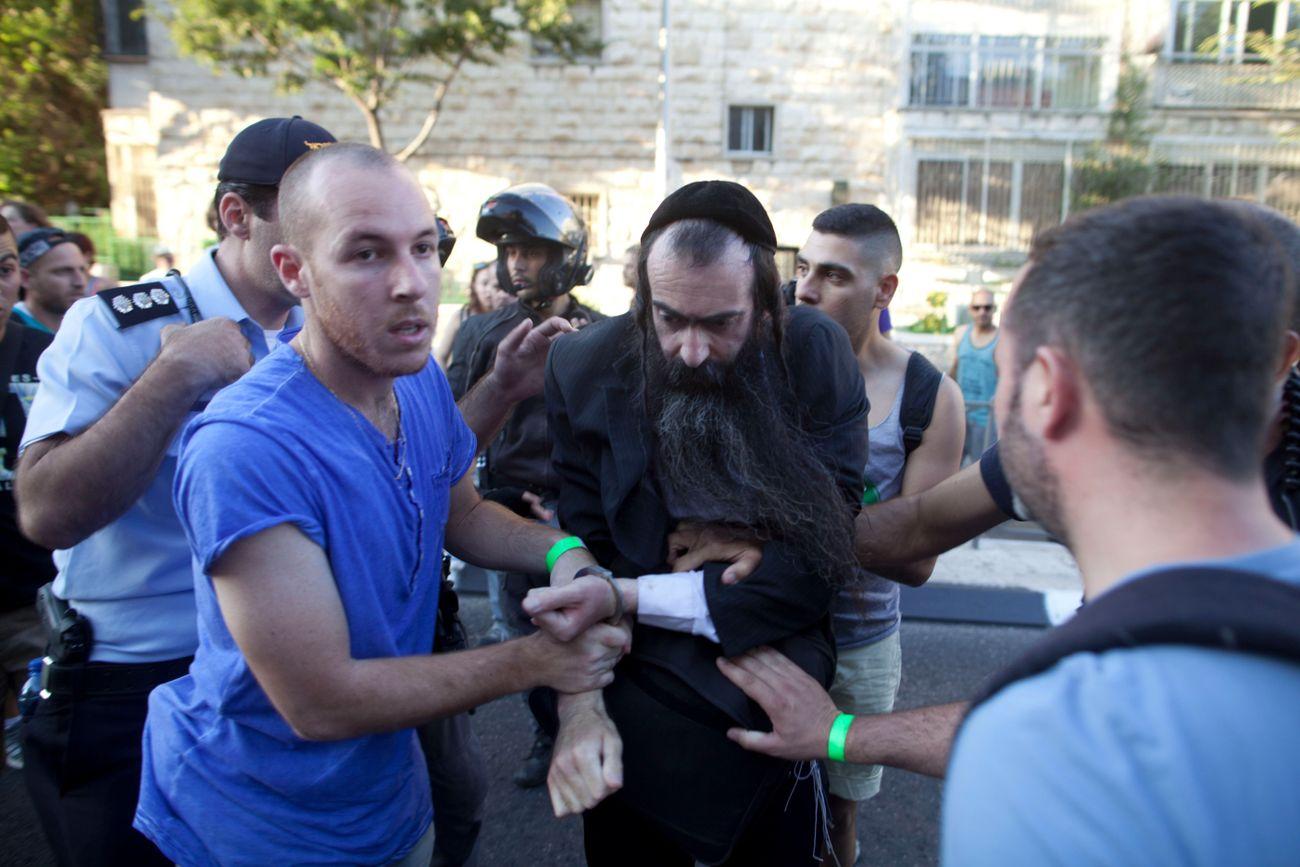We orthodox jews desperately need gay rabbis