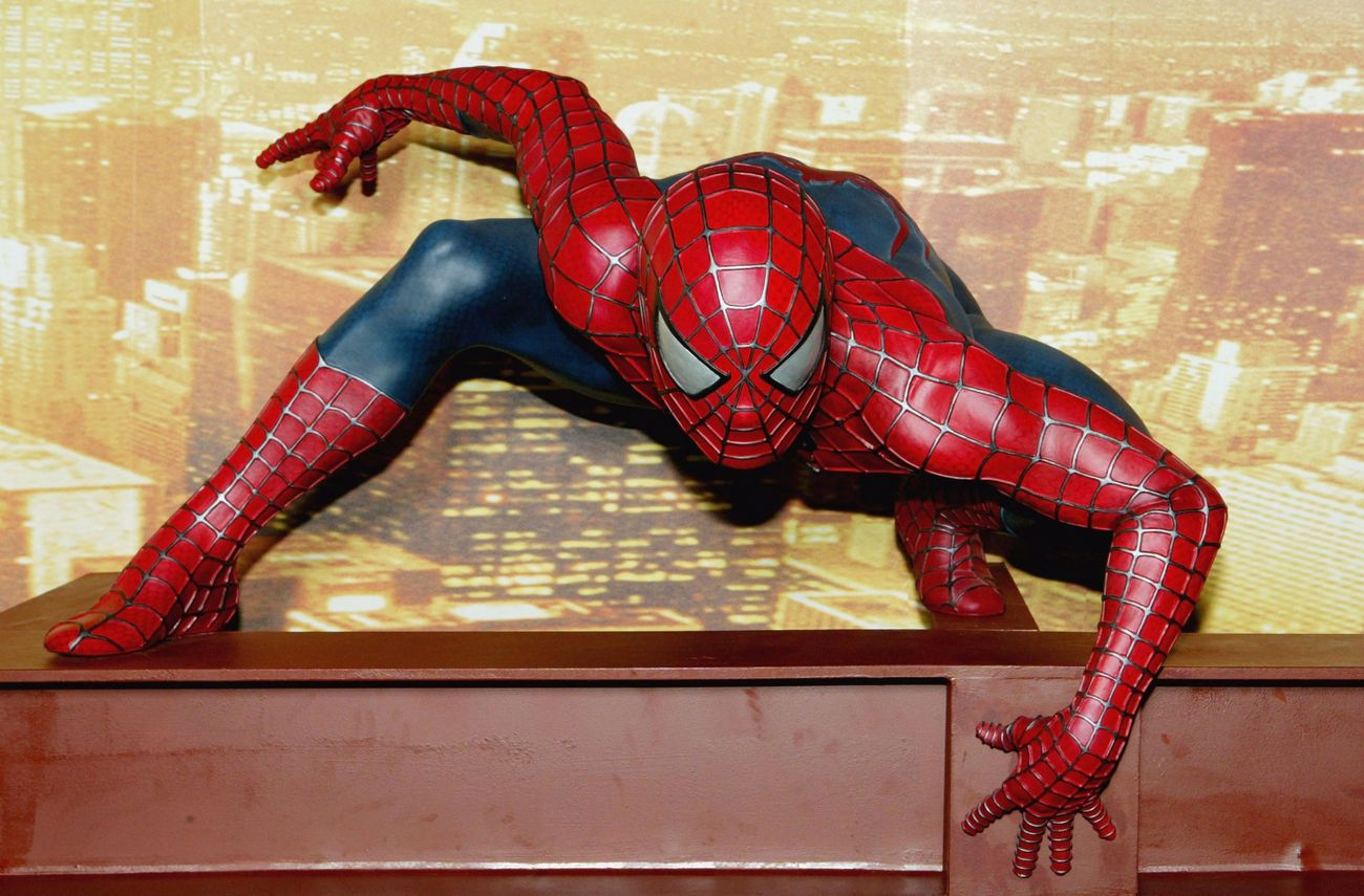 Spiderman Used To Be Jewish — But Not Anymore – The Forward