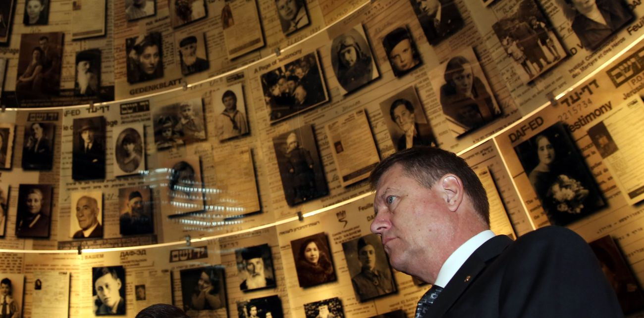 Romania To Open Its First Holocaust Museum