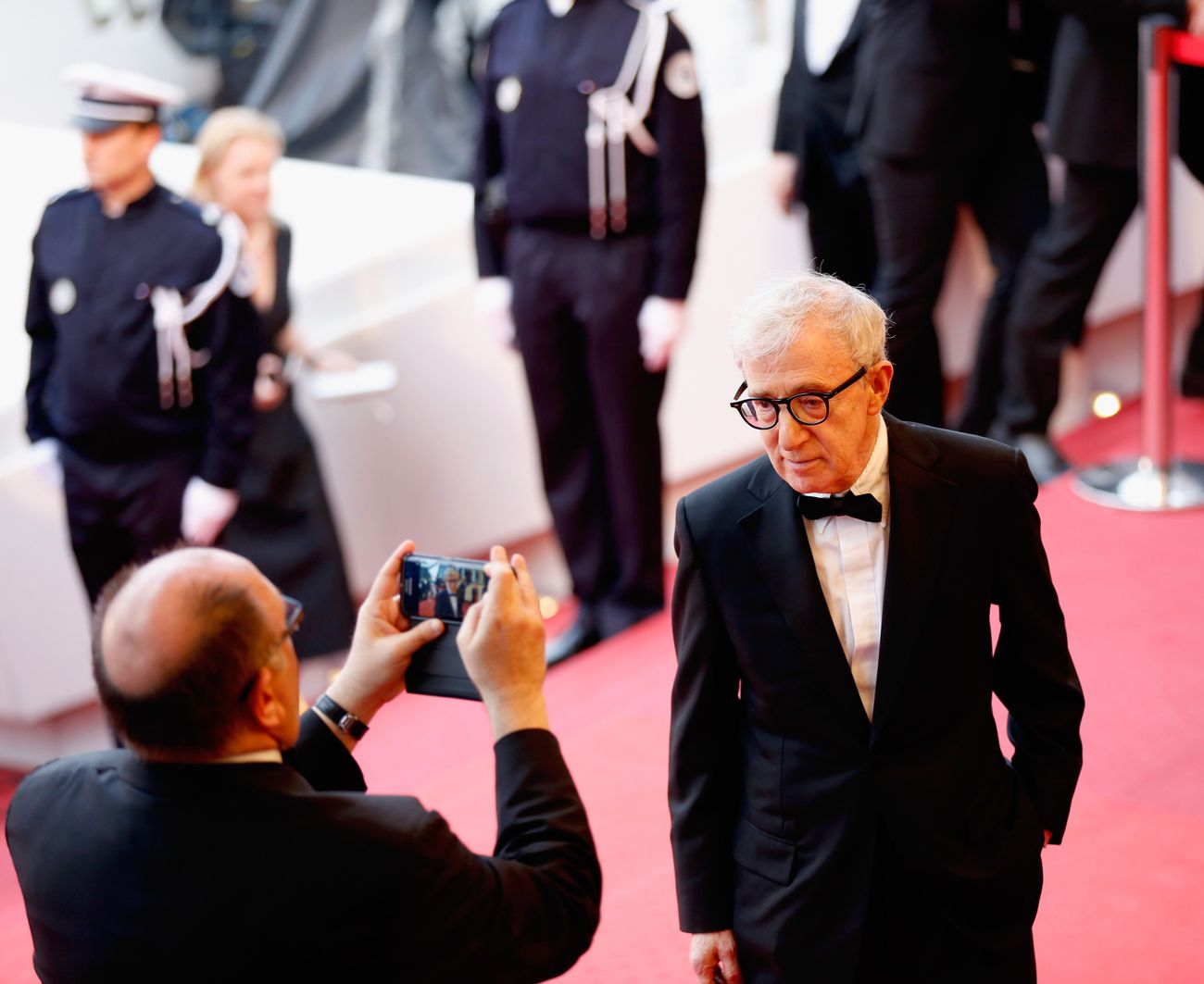 The Trailer For Woody Allen's New Film Has Us Concerned