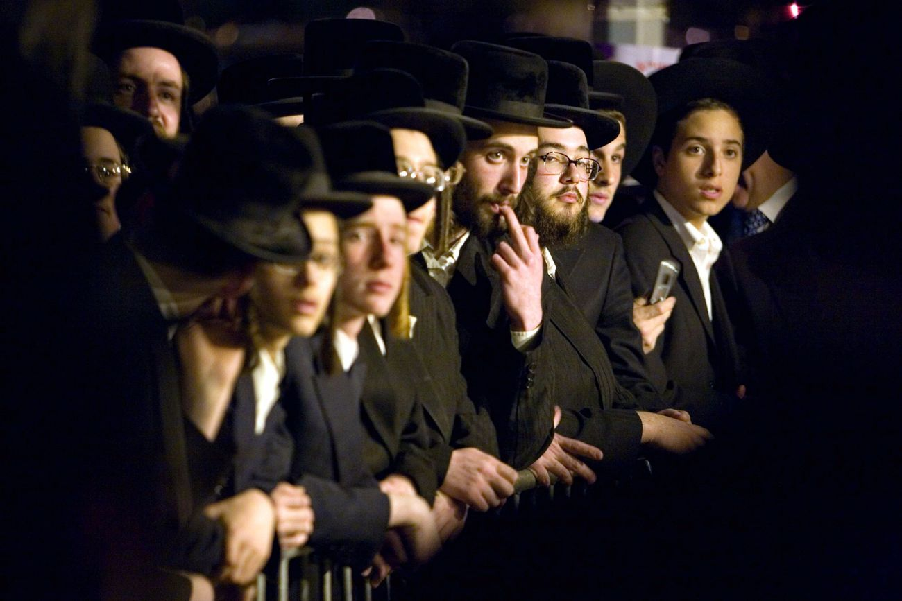 5df68e0209aab Can You Leave Orthodoxy And Remain Culturally Hasidic  – The Forward