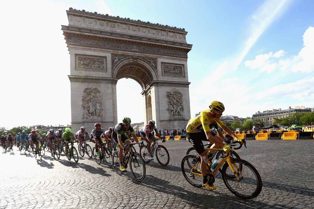 The Secret Jewish History Of The Tour De France