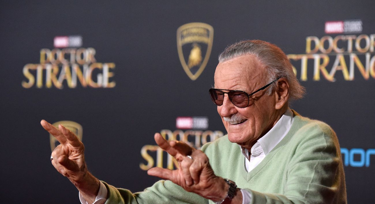 A New Novel Co-Authored By Stan Lee Is Coming This Fall