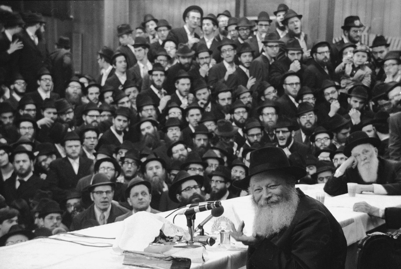 The Night We Lost The Messiah Rabbi Menachem Mendel Schneerson by the Forward