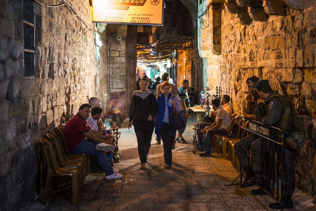 This Election, Israelis Are Choosing Between Our Hopes And Our Fears