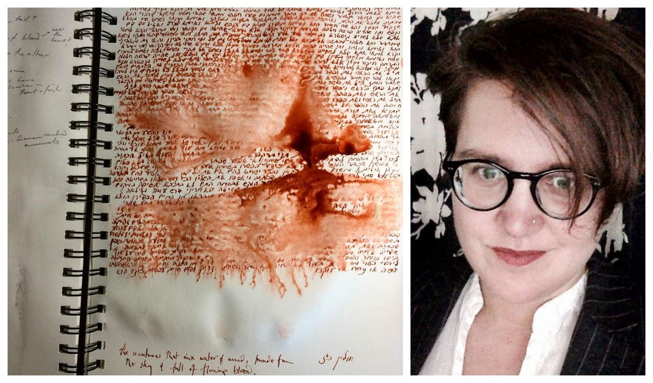 Meet The Feminist Artist Bringing Talmud to Instagram