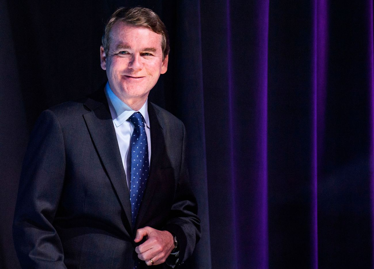 Presidential Candidate Bennet To J Street: My Mother Was Jewish, But I'm Not