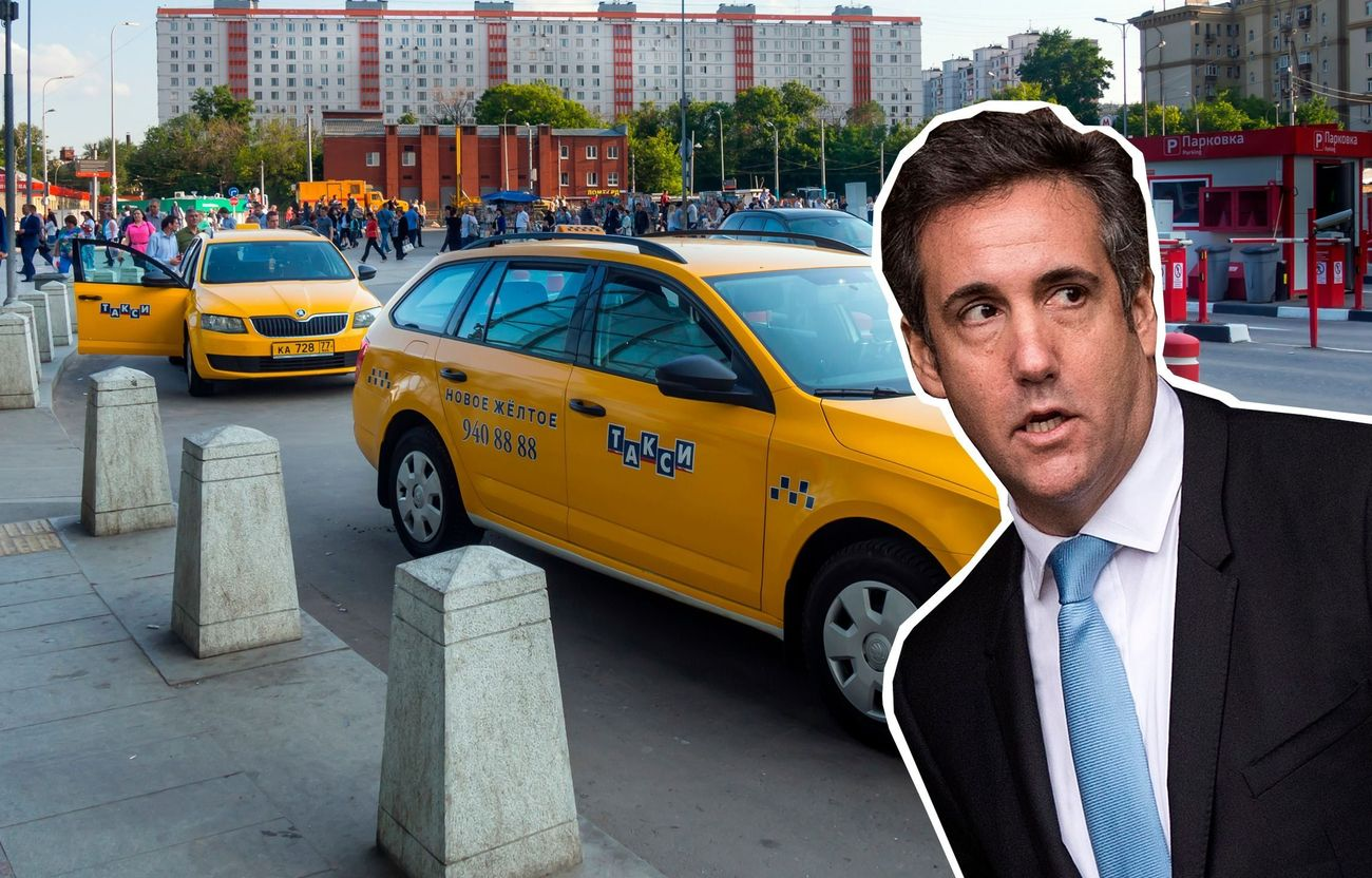 Michael Cohen May Have Had Russia Taxi Business – The Forward