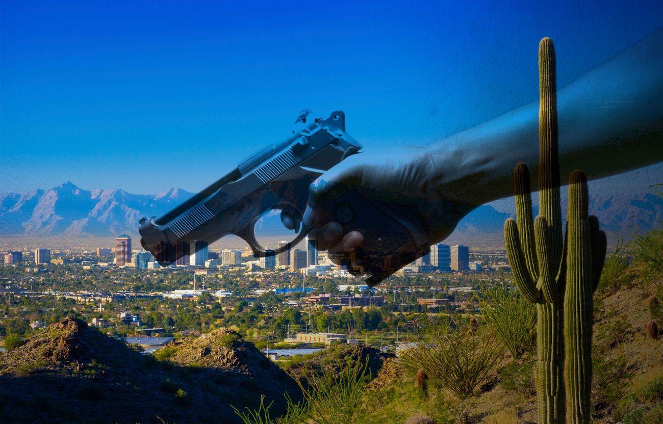 Psychiatrist Steven Pitt Killed In Arizona Rampage – The