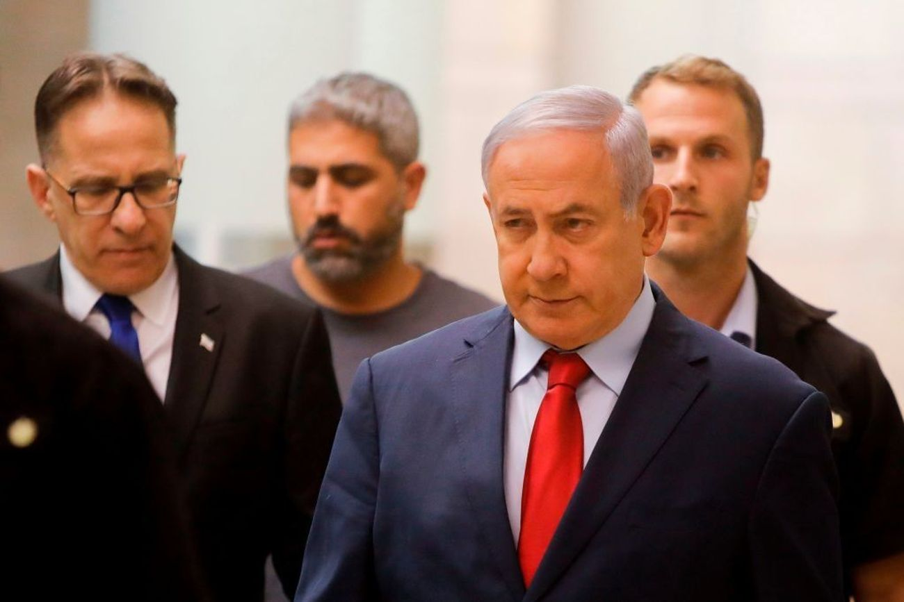 This Is How Israeli Democracy Ends