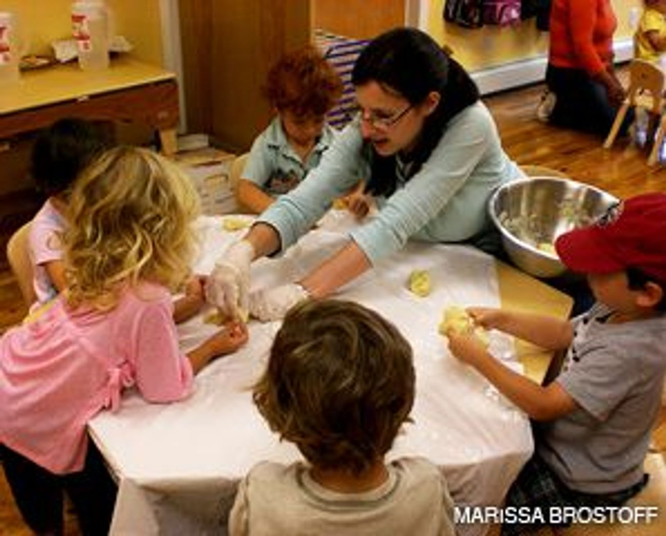Secular and Orthodox Jews Meet at Preschool – The Forward