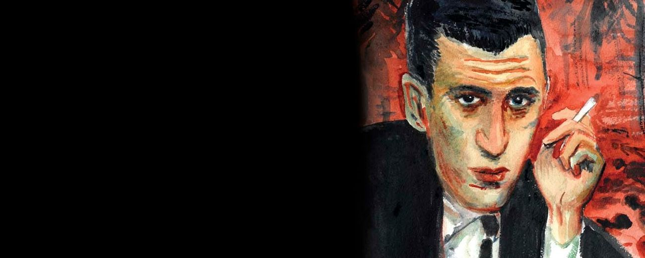 J.D. Salinger: The Lost Bar Mitzvah Boy