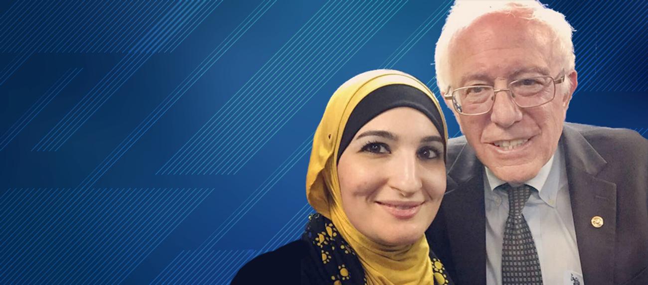 Opinion | Bernie Sanders' Alliance With Linda Sarsour Is An Insult To Jews