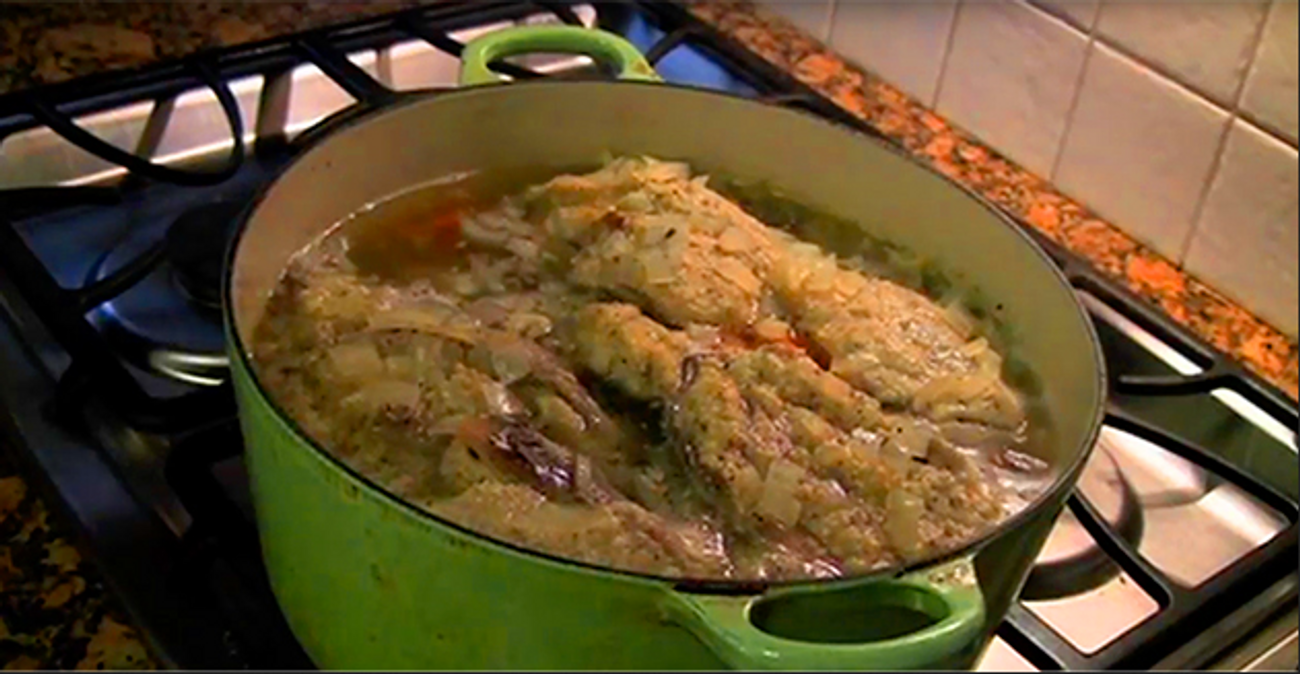 WATCH: The REAL Gefilte Fish