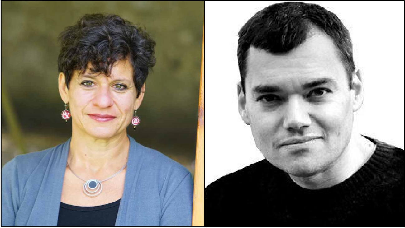 February 9: New Jersey: Peter Beinart in conversation with Jodi Rudoren