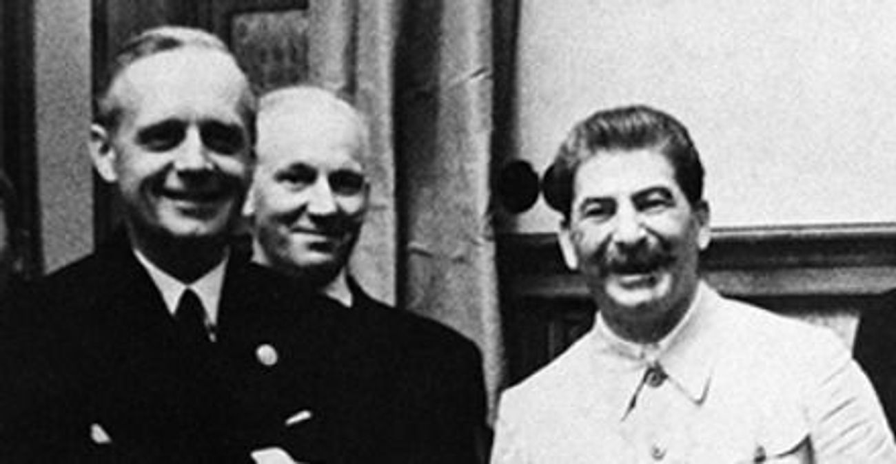 For The Anniversary Of The Hitler-Stalin Pact, A Look Back