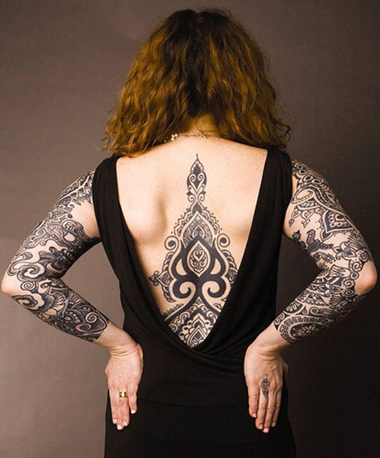 74fb7d0d20fce Jews With Tattoos – The Forward