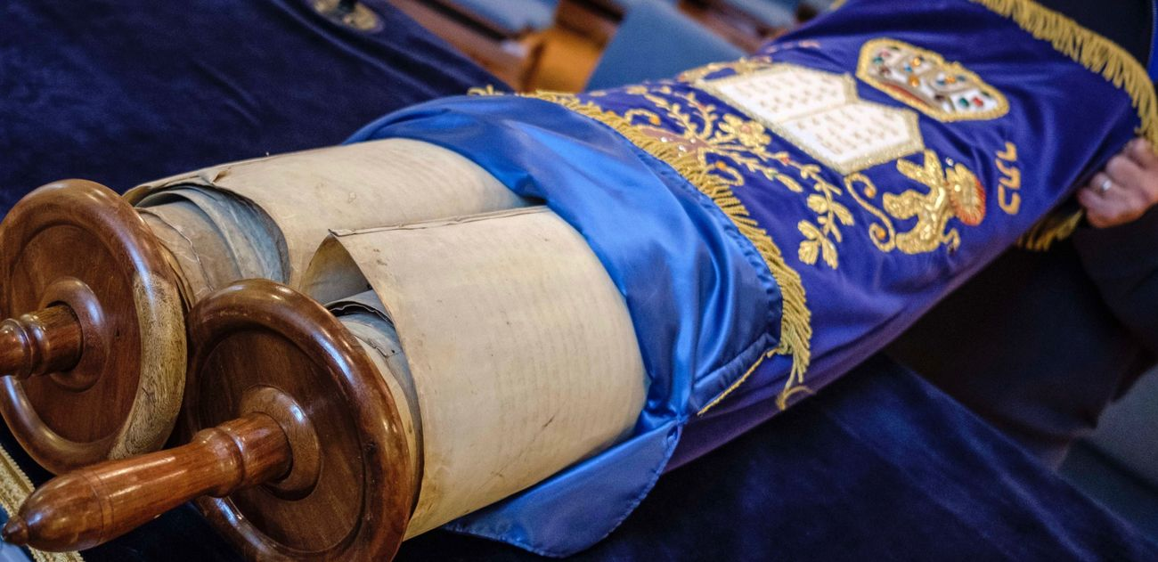 We Got Some Answers About How That Torah Landed At Goodwill. And A Lot More Questions