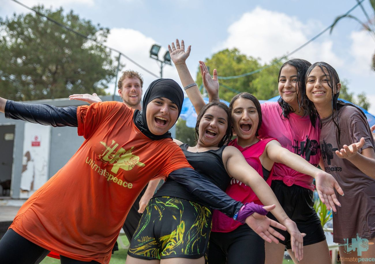 How Israeli and Palestinian Teens Are Bonding Over Frisbee