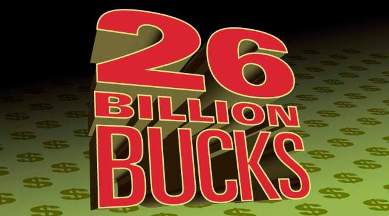 26 Billion Bucks: The Jewish Charity Industry Uncovered