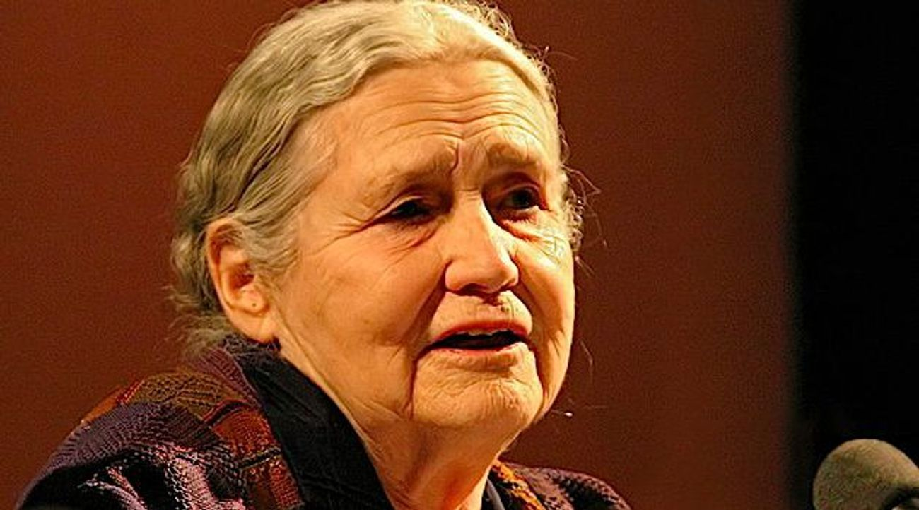 On Her 100th Birthday, Doris Lessing And The Jews