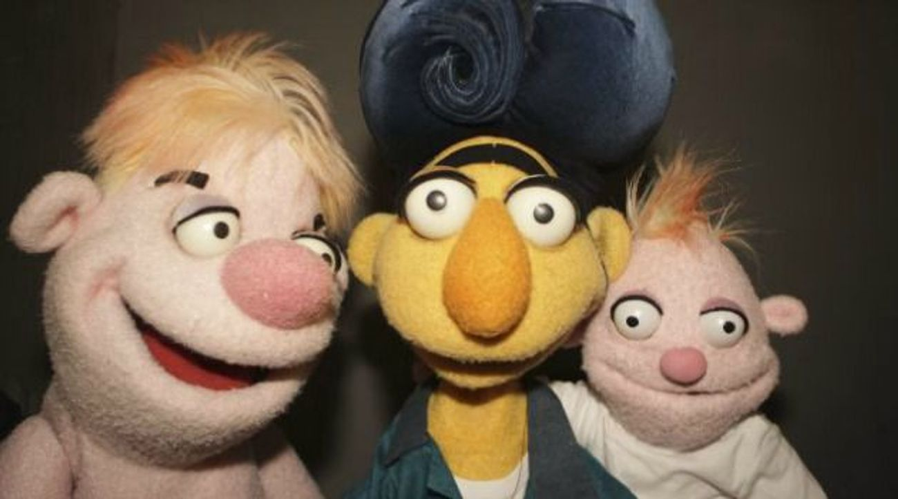 Gay puppet