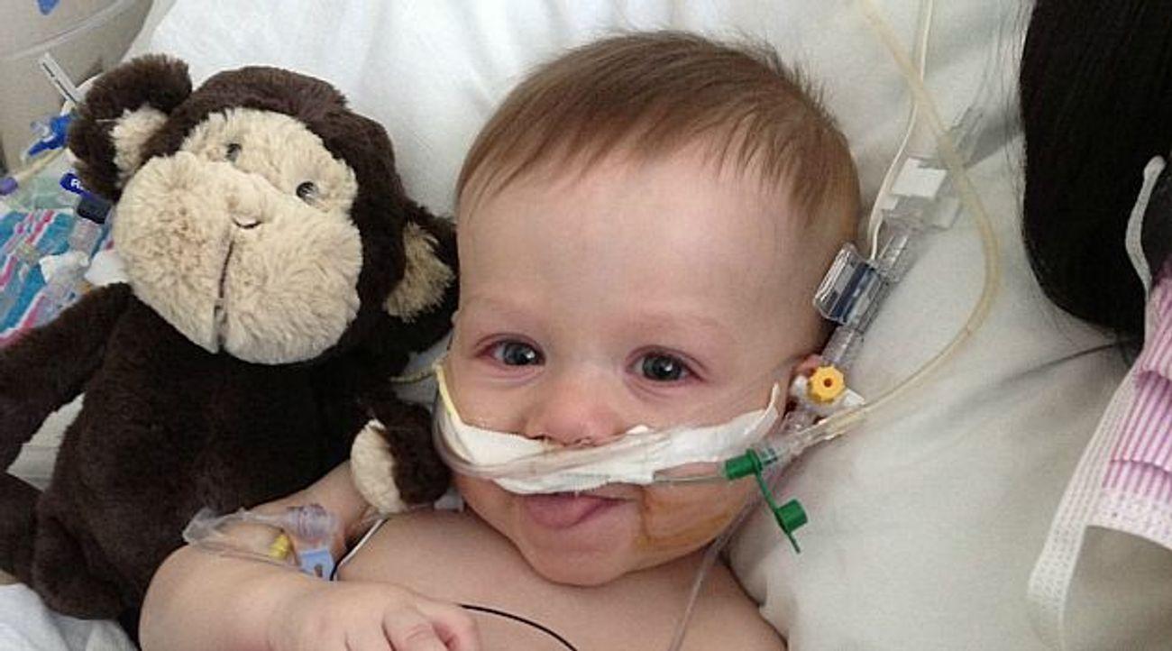 Jewish Baby's Rare Immune Disorder Attracts Global ...