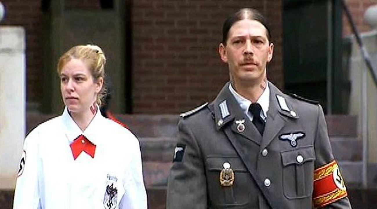 Nazi Dad Wears Third Reich Uniform to Court – The Forward