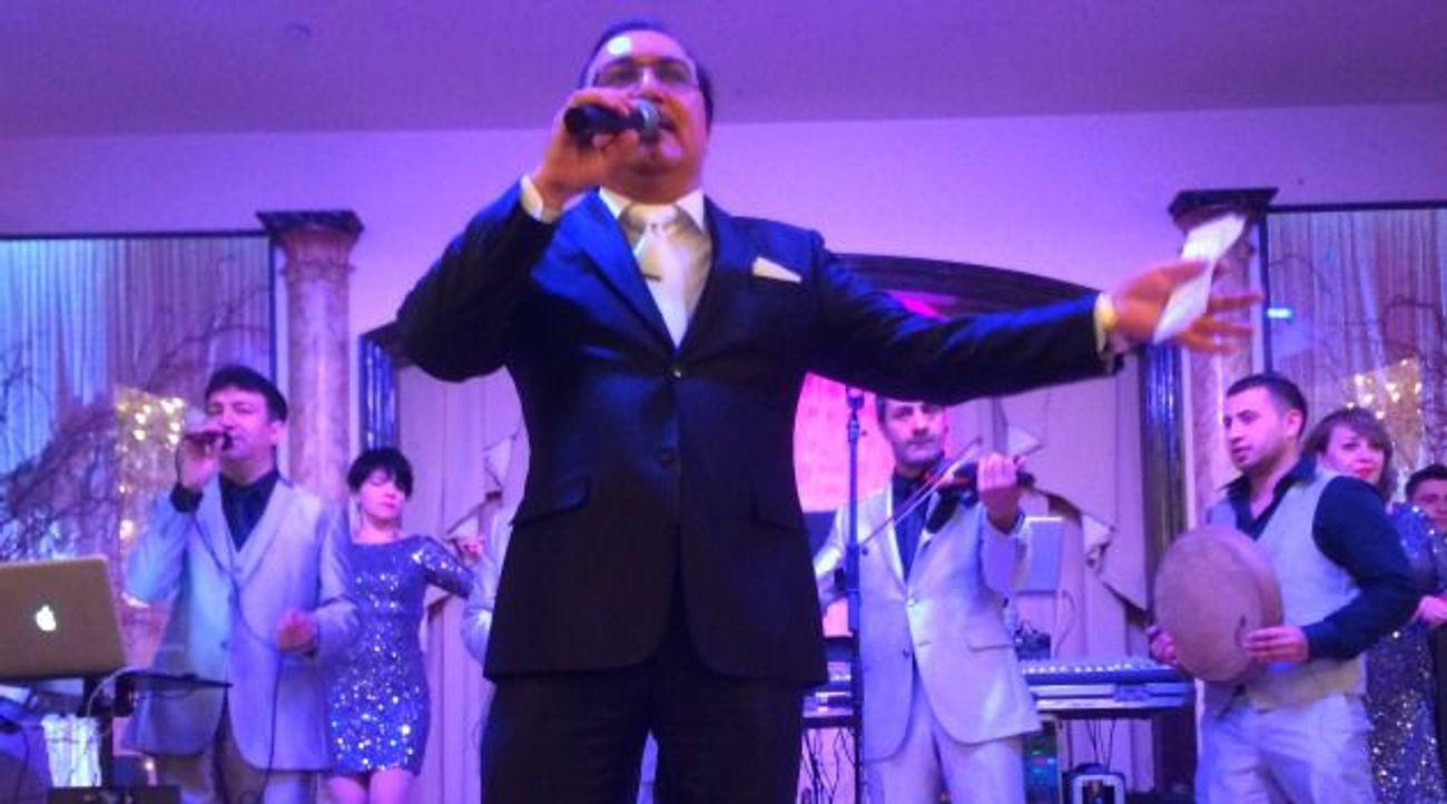 Wedding Singer Song.The Bukharian Wedding Singer The Forward