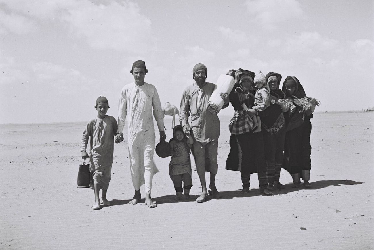 Israel's oldest man, a Yemenite Jew, passed away at 117. Here's a glimpse at the lost world he came from.