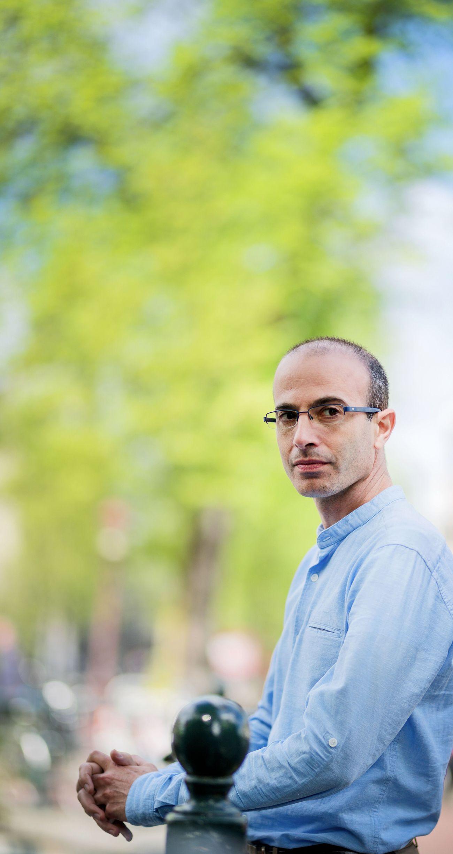 Yuval Noah Harari Thinks We Should Challenge Liberal Myths