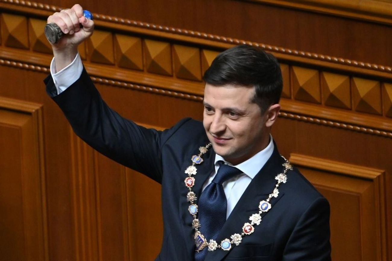 Image result for Volodymyr Zelensky