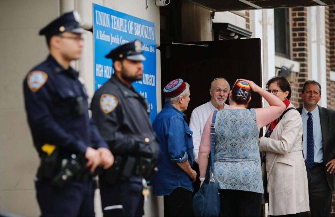 New York And Bill DeBlasio Are Working Hard To Fight Anti-Semitism. I'm The Proof.