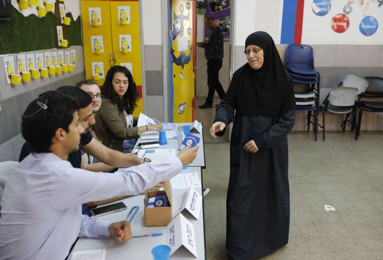 To Counter Israel's Racism, Every Israeli Jew Should Vote For The Arab Joint List