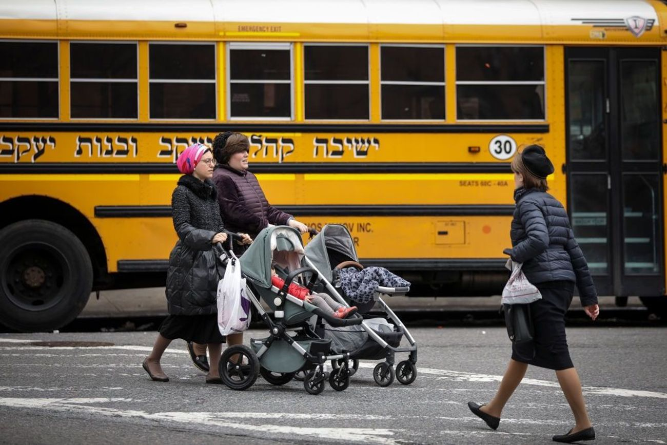 The Truth About Secular Studies In Haredi Schools