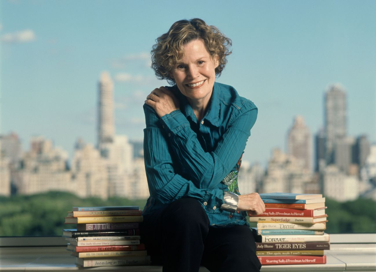 Are You There Judy Blume It S Me Molly The Forward