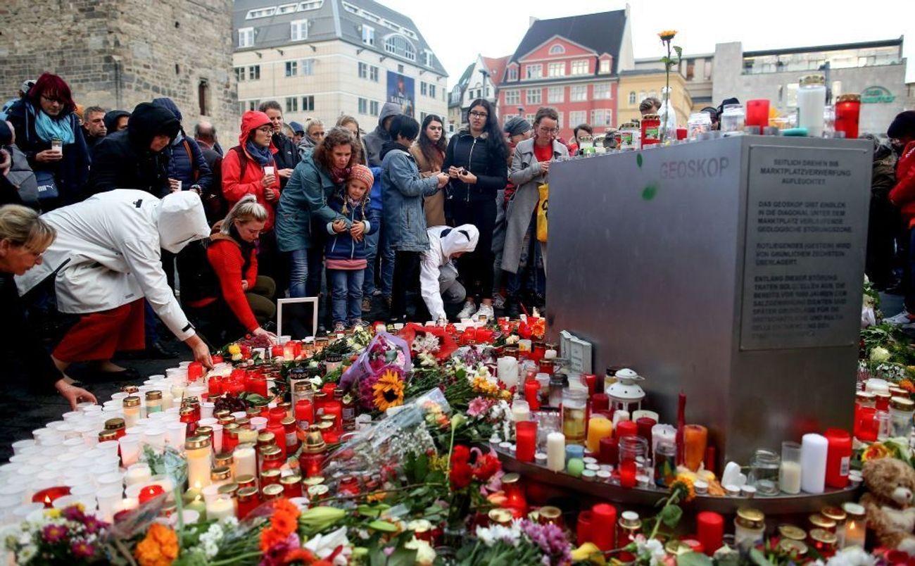 The Germany Yom Kippur Attack Is A New Kind Of Anti-Jewish Terror