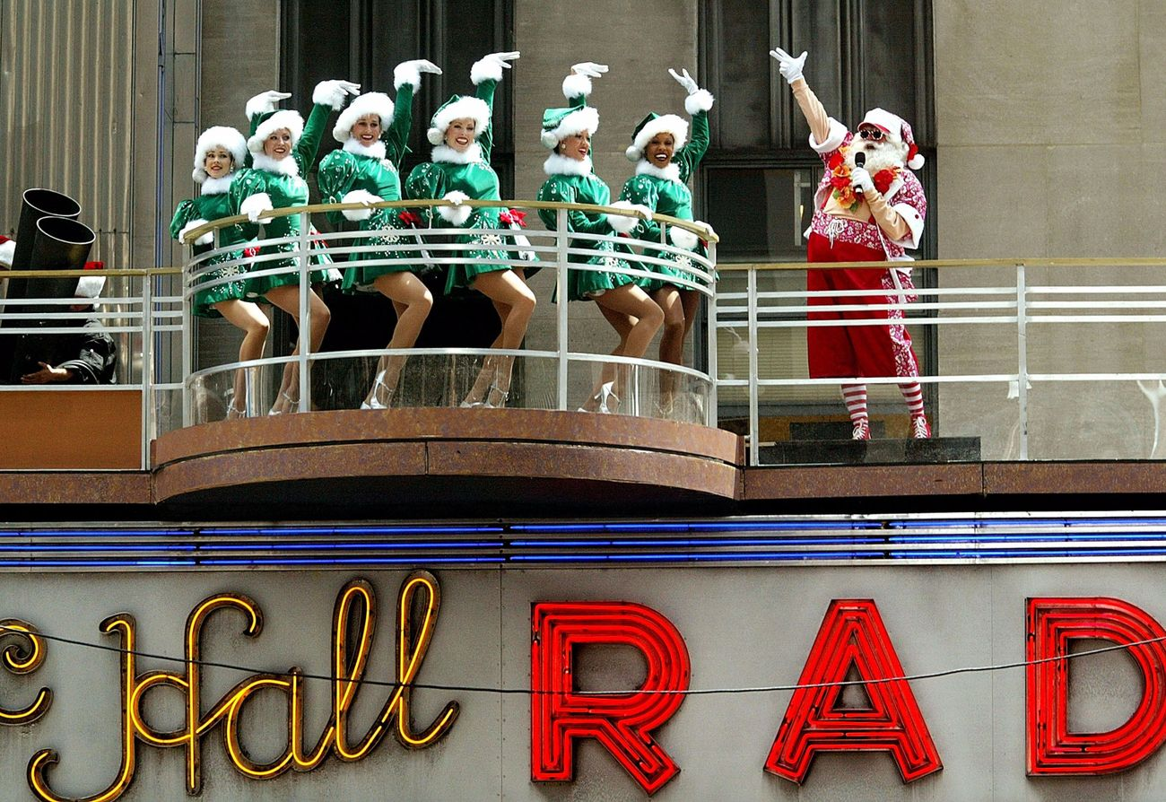 The Secret Jewish History Of The Rockettes