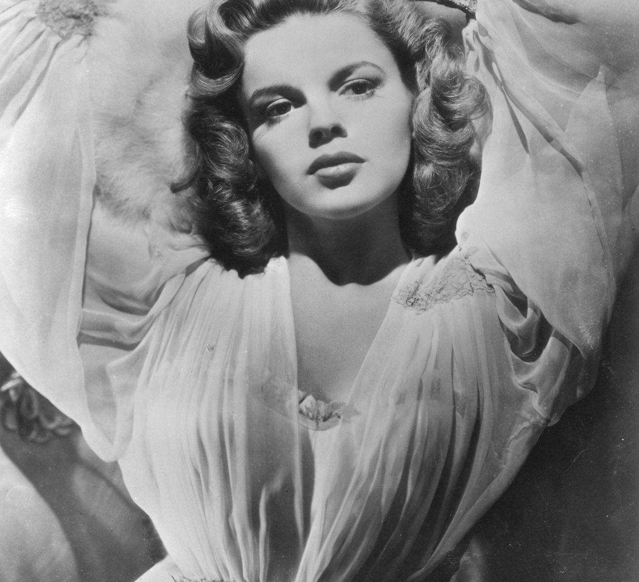 The Secret Jewish History Of Judy Garland