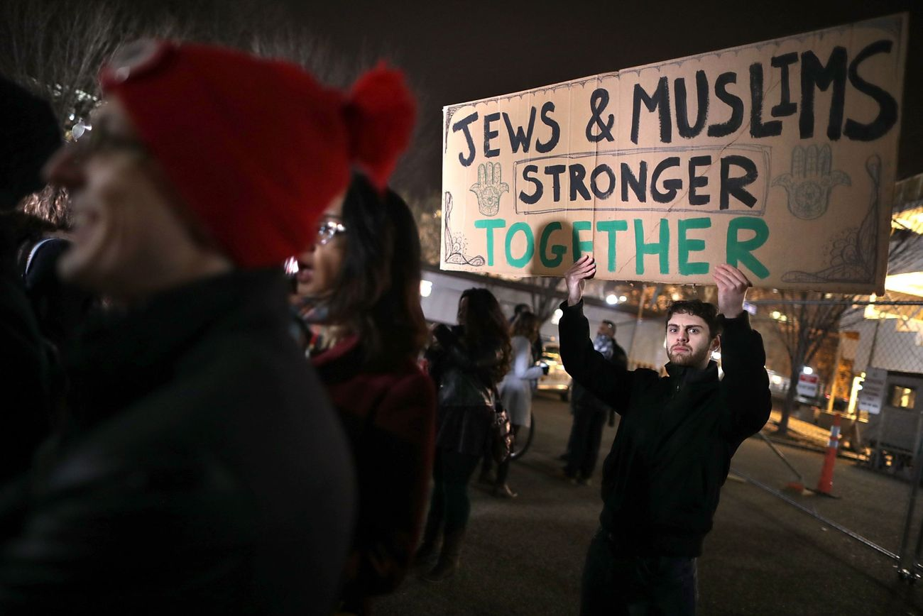Only One Thing Can Stop White Supremacy: Solidarity Between Muslims And Jews