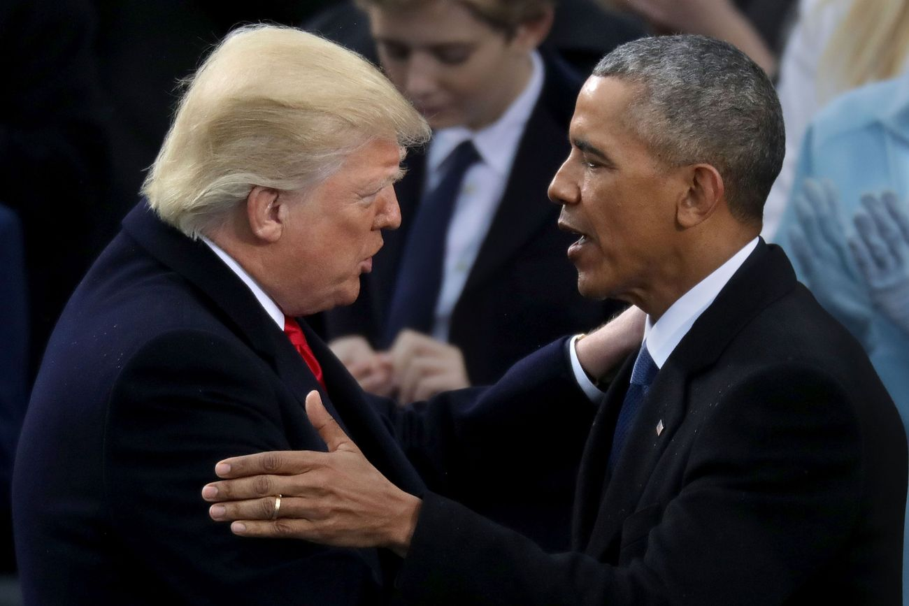 Angry At Trump's Syria-Withdrawal? He Learned His Foreign Policy From Obama