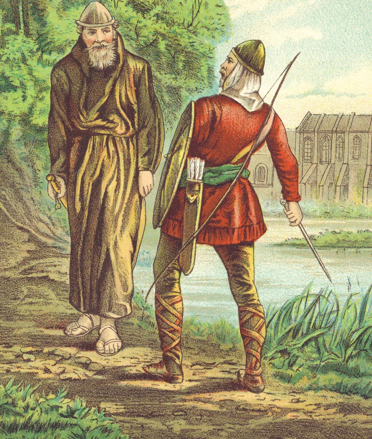cac19604ec4ba1 The Secret Jewish History Of Robin Hood – The Forward