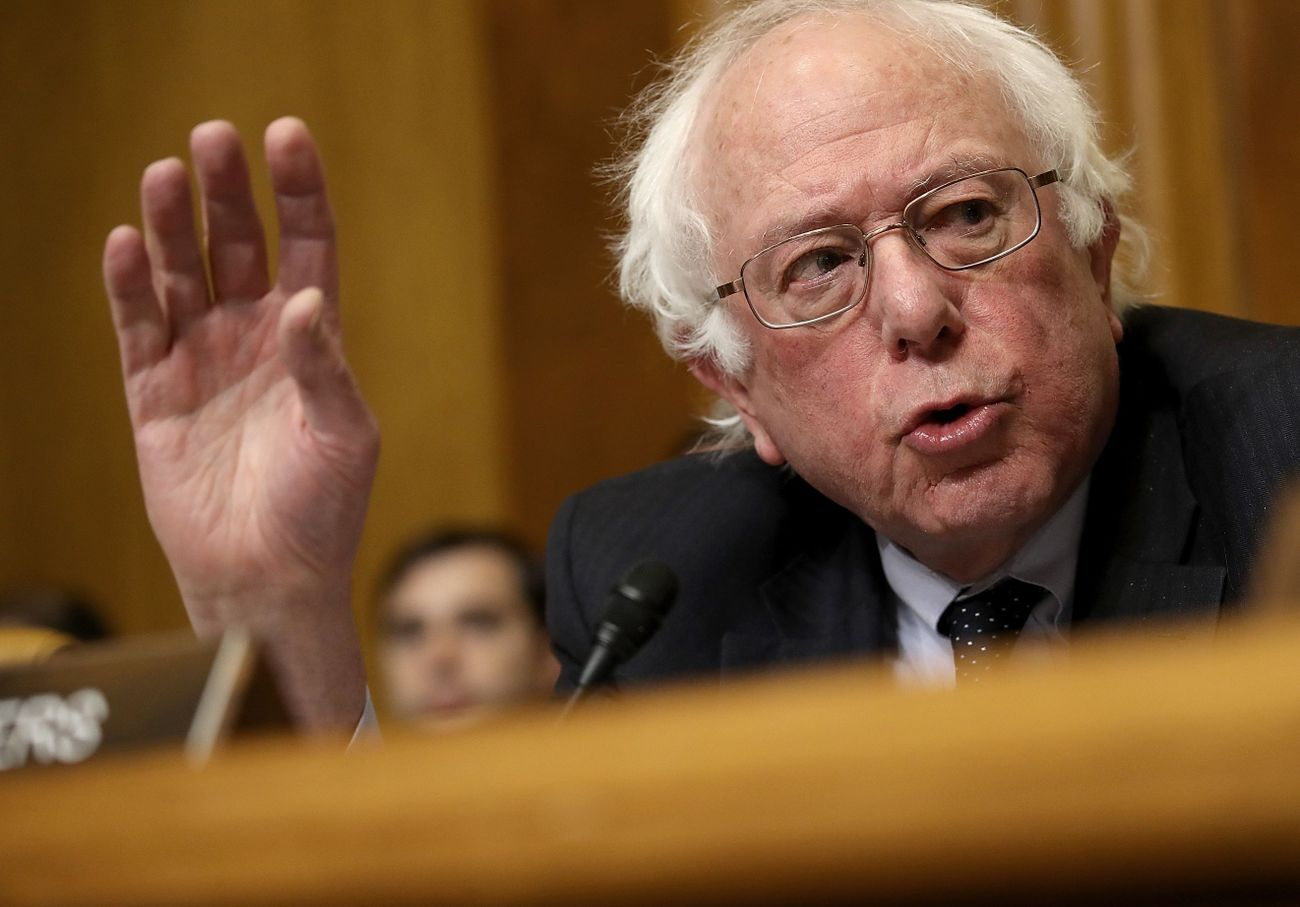 Opinion | Bernie Sanders' Criticism Of Israel Is Radical. And He's Taking It Mainstream