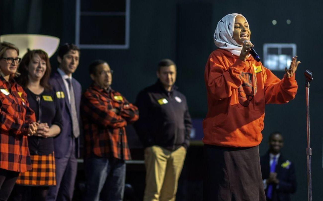Ilhan Omar Is Right: Anti-Zionist Jews Don't Speak For Us