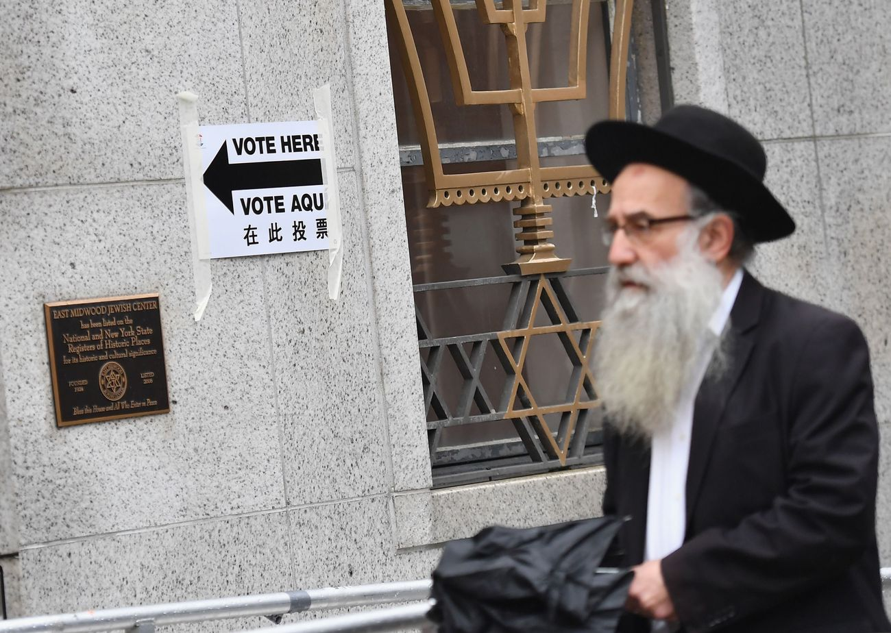 In New York State, Citizens Can Still Vote In Yiddish — But How Many Do?