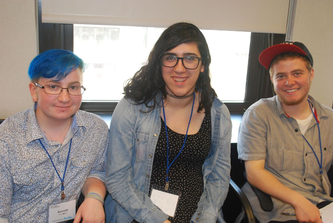 A New Program Offers A Space For Non-Binary Mitzvahs