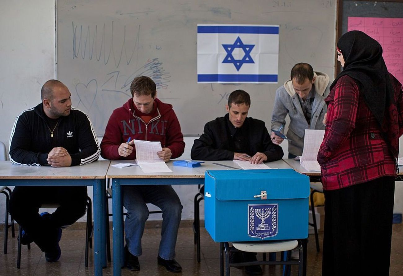 Don't Believe The Haters. Israeli Democracy Is Still Robust.