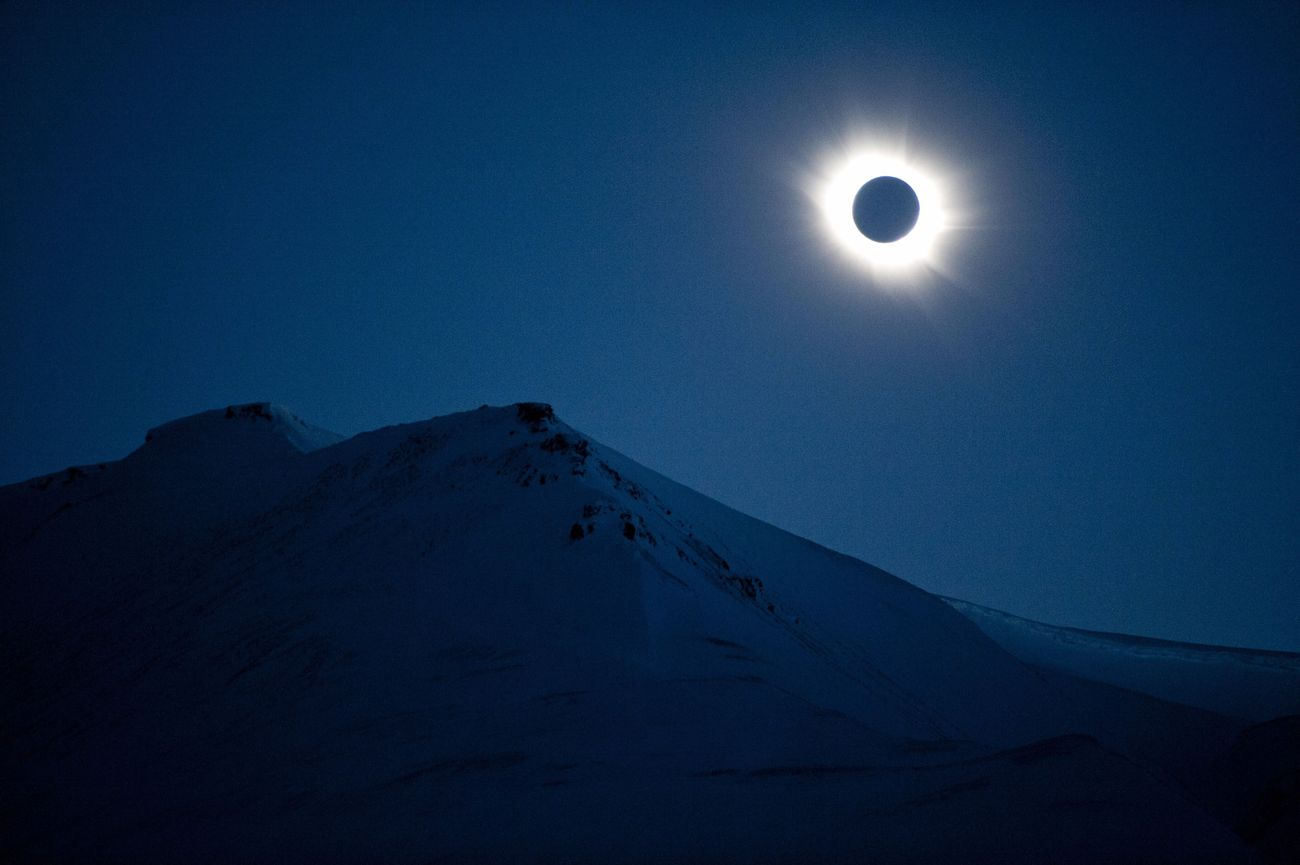 The Secret Jewish History Of The Solar Eclipse – The Forward