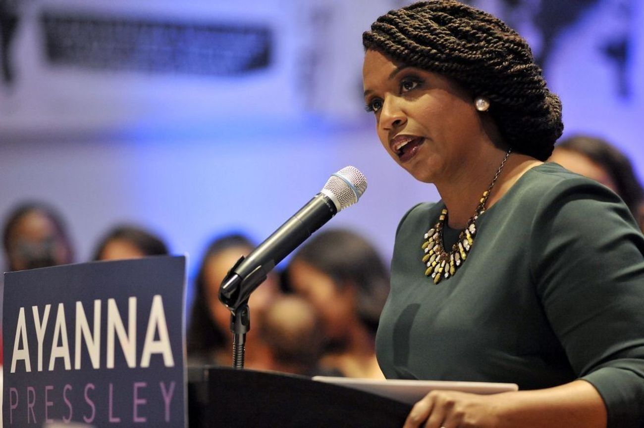 Dear Rep. Pressley: I'm Your Constituent. Will You Speak Out About 'The Squad's Anti-Semitism?